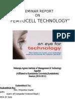 Femtocell Report