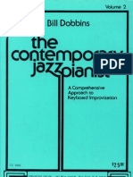 Bill Dobbins - The Contemporary Jazz Pianist Vol 2