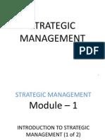 Strategic Management - V2