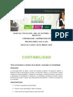 U Sr. de Sipan_programa PEAD_Contabilidad