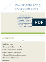 Takeover Code - Group No 9 Final