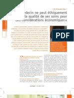 """Interview BMF """"Tout Prévoir"""""""