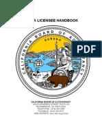 CBA Form CPA Handbook