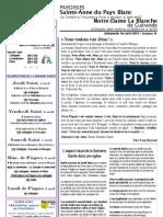 Bulletin SAPB&NDLB 120401