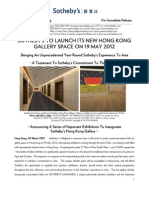 Eng_Sotheby's Hong Kong Gallery Opening Announcement_30 March