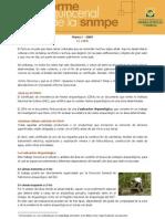 Informe Quincenal Multi Sec to Rial El Cira