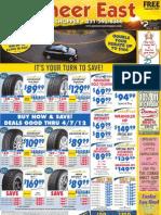 Pioneer East News Shopper, April 2, 2012