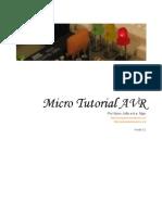 Micro Tutorial AVR - Njay