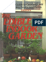 The Edible Indoor Garden