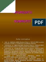 Organizatii Nonprofit