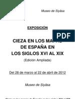 Cieza en los mapas de España en los siglos XVI al XIX (Edición Ampliada)