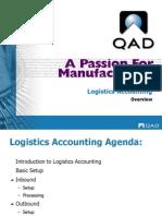 Logistics Accounting