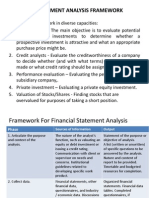 Financial Statement Analysis Third Lecture