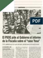 20020722 Daa Psoe Caso Yesa