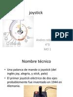 Joystick Ppt