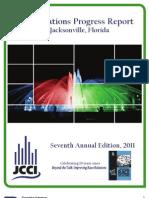 2011 Race Relations Progress Report