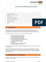 VI-401408-PS-2 a Buyers Guide for Document Management Systems