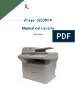 Phaser 3200MFP