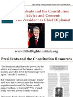 PC I Chief Diplomat-Jimmy Carter and Panama Canal Treaty-Student Program