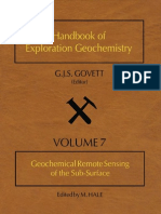 Govett - Handbook of Exploration Geochemistry
