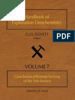 Govett - Handbook of Exploration Geochemistry