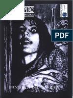 Vampiro Edad Oscura - Pantalla Del Narrador [LF1855]