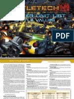 CAT35ML01A Master Unit List-Battle Values v1.0