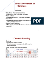 Lecture 11 and 12 Ceramics and Composites