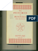 The Sworn Book - Driscoll