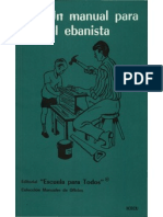 Manual Ebanista
