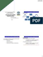 Aula IV - COLETA DE PLANTAS FANERÓGAMAS - HERBORIZAÇÃO