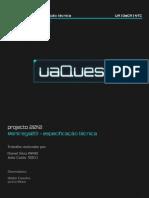Especificação Técnica - Projecto uaQuest