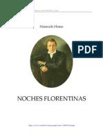 14136485 Heinrich Heine Noches Florentinas