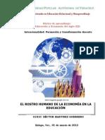 educacion y economia