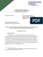 USPS Picture Permit Request to PRC
