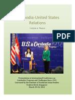 Thayer Cambodia-United States Relations