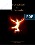 The Darkness is Your Divinity-Spanish