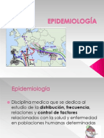 5. 15 Epidemiología VIGILANCIA  epidemiológicaY NOTIFICACION - Copy