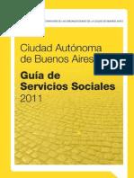 Guía de servicios sociales 2011