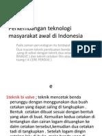 [Www.indowebster.com]-Perkembangan Teknologi Masyarakat Awal Di Indonesia