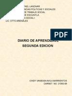 Diario de Aprendizaje 2ed.