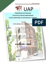 CONTABILIDAD:SECTOR CONSTRUCCION
