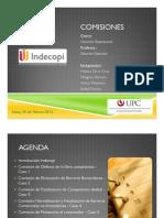 Expo Indecopi - UPC Derecho Empresarial