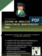 Sistemas Dehabilitacion de Consultorios Odontologicos1