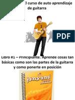Jamorama - El Curso de Auto Aprendizaje de Guitarra