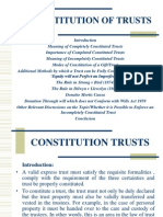 Constitution of Trusts- Equity Trust II (1)