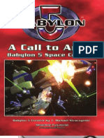 D20 - Babylon 5 - 2nd Edition - A Call to Arms - 2nd Edition