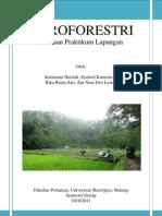 Panduan Agroforestri Sangat Penting