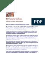 El Carnaval Cubano