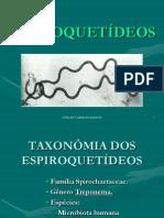 Espiroquetas - Sífilis